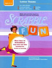 Cover of: Scrabble Fun | The National Scrabble Association