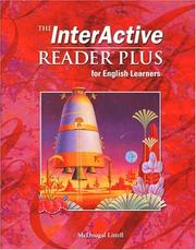 Cover of: The Interactive Reader Plus for English Learners Grade 7 (Grade 7) |