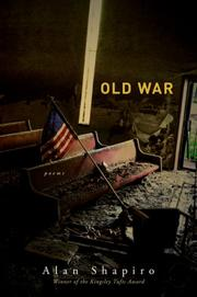 Cover of: Old war