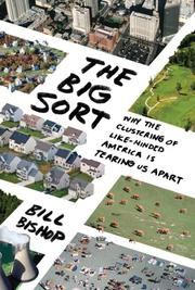 Cover of: The Big Sort