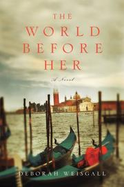 Cover of: The world before her