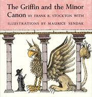 Cover of: The Griffin and the Minor Canon