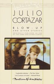 Cover of: Blow-Up, and other stories