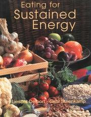 Eating for Sustained Energy by Gabi Steenkamp, Elizabeth Delport