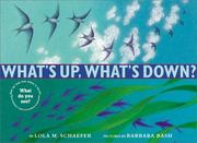 Cover of: What's Up, What's Down?