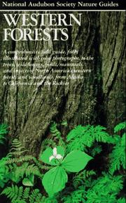 Cover of: Western forests