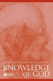 Cover of: Knowledge of God