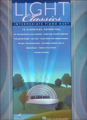 Cover of: Light Classics | Hal Leonard Corp.