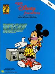 Cover of: Easy Disney Favorites | Hal Leonard Corp.