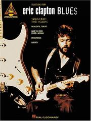 Cover of: Selections from Eric Clapton - Blues
