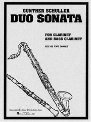 Cover of: Duo Sonata