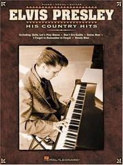 Cover of: Elvis Presley - His Country Hits
