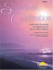 Cover of: Sounds of Celebration | Antonio