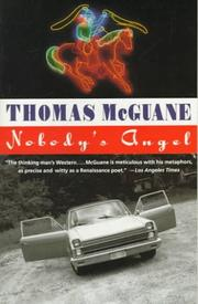 Cover of: Nobody's angel | Thomas McGuane