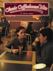 Cover of: Classic Coffeehouse Hits | Hal Leonard Corp.