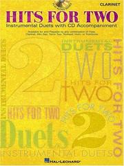 Cover of: Hits for Two | Hal Leonard Corp.