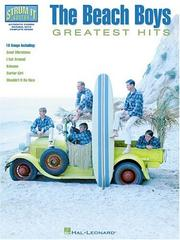 Cover of: The Beach Boys - Greatest Hits |