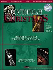 Cover of: Contemporary Christmas | Keith Wilbanks
