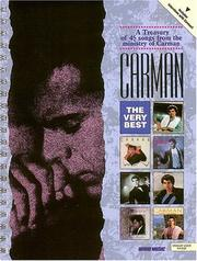 Cover of: Carman - The Very Best | Carman