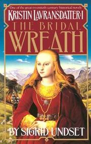 Cover of: The bridal wreath