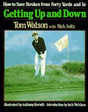 Cover of: Getting up and down