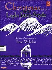 Cover of: Christmas...Light Jazz Style | Teresa Wilhelmi