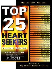 Cover of: Top 25 Heart Seekers | Hal Leonard Corp.
