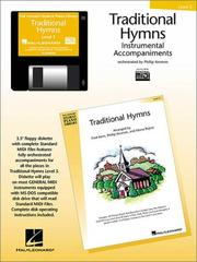 Cover of: Traditional Hymns Level 3 - GM Disk | Phillip Keveren