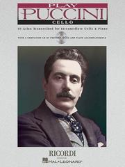 Cover of: Play Puccini