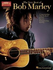 Cover of: The Very Best of Bob Marley