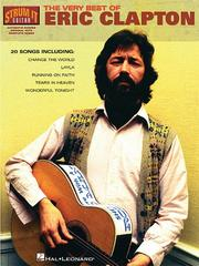 Cover of: The Very Best of Eric Clapton