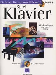 Cover of: German Play Today Piano Level 1 Bk/CD |