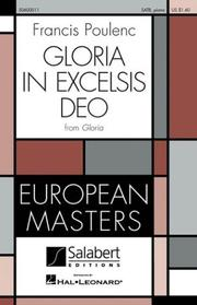 Cover of: Gloria in Excelsis Deo (from Gloria)