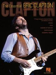 Cover of: The Essential Eric Clapton