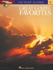 Cover of: Great Gospel Favorites | Hal Leonard Corp.