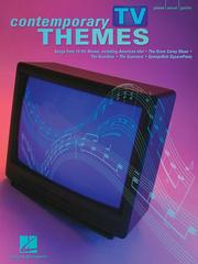 Cover of: Contemporary TV Themes | Hal Leonard Corp.
