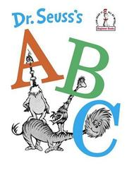 Cover of: Dr. Seuss's ABC (I Can Read It All By Myself Beginner Books) | Dr. Seuss