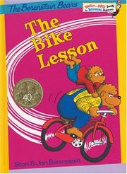 Cover of: The Bike Lesson-GLB