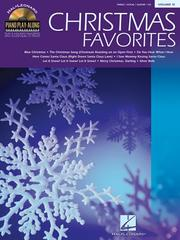 Cover of: Christmas Favorites | Hal Leonard Corp.