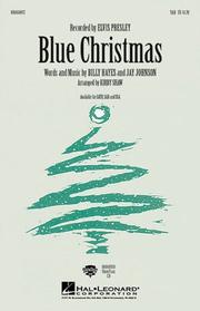 Cover of: Blue Christmas