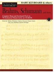Cover of: Brahms, Schumann and More: The Orchestra Musician's CD-ROM Library Vol. III