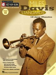 Cover of: Miles Davis Standards