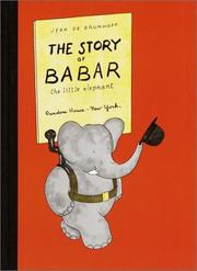 Cover of: The Story of Babar (Babar Books (Random House))