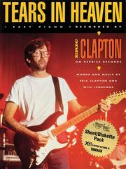 Cover of: Tears in Heaven | Eric Clapton