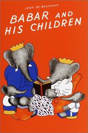 Cover of: Babar and His Children (Babar Books (Random House))