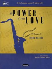 Cover of: The Power of Your Love | Mark McClure