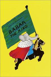 Cover of: Babar the King (Babar Books (Random House))
