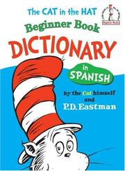 Cover of: Dictionary in Spanish: The Cat in the Hat Beginner Book