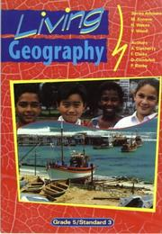 Cover of: Living Geography (Geography Textbooks: Living Geography)