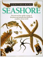 Cover of: Seashore (Eyewitness Books)